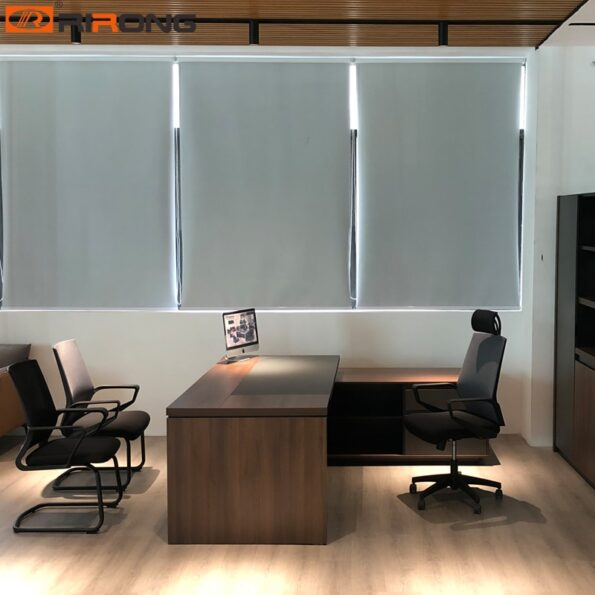 Executive-Office-Furniture-220cm-Wood-L-shaped-Personal-Computer-Manager-Table-Desk-Set-3
